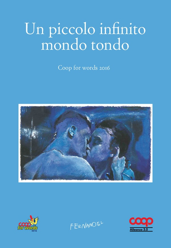 Un piccolo infinito mondo tondo. Coop for words 2016